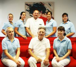 Das Team von Dentinic